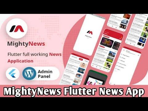 mighty news app